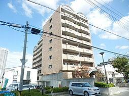 大阪府泉大津市旭町の賃貸マンションの外観