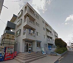 埼玉県川口市東本郷の賃貸マンションの外観