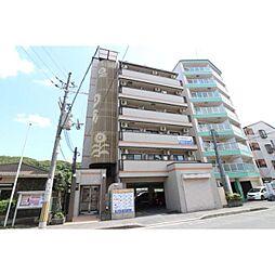 奈良県生駒郡三郷町立野南の賃貸マンションの外観