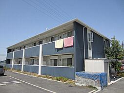 大阪府岸和田市摩湯町の賃貸アパートの外観