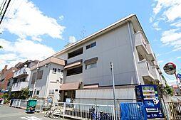 武庫之荘三興マンション[3階]の外観