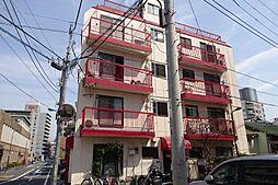東京都足立区千住中居町の賃貸アパートの外観