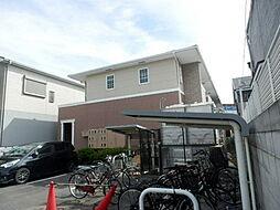 大阪府高石市千代田5丁目の賃貸アパートの外観