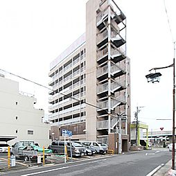 愛知県名古屋市瑞穂区洲山町2丁目の賃貸マンションの外観