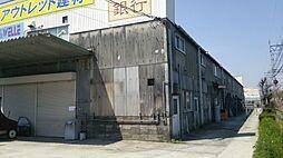 外山市場跡倉庫