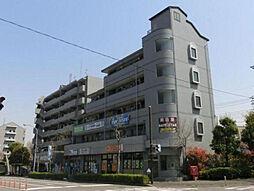 神奈川県横浜市都筑区北山田3丁目の賃貸マンションの外観