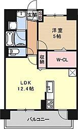 (仮称)石割マンション[302号室号室]の間取り