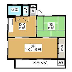 近鉄蟹江駅 3.8万円