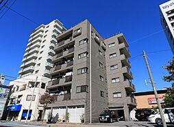 埼玉県蕨市南町3丁目の賃貸マンションの外観