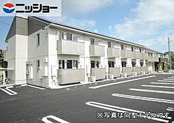 仮)D−room那加前洞新町[2階]の外観