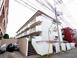 ホワイトハイム[2階]の外観
