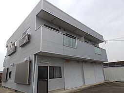 ホワイトベース[2階]の外観