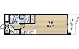 CON BRIO ST[2階]の間取り
