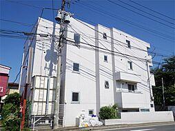 埼玉県所沢市大字下富の賃貸マンションの外観
