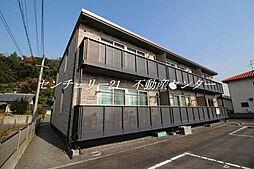 JR山陽本線 岡山駅 バス25分 福泊下車 徒歩3分の賃貸アパート