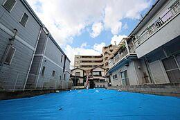 都営三田線「新板橋」駅徒歩10分JR埼京線「十条」駅徒歩15分
