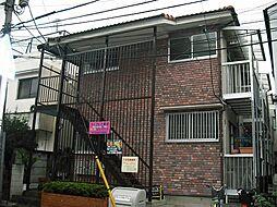 富士見台カラタハイツ[101号室]の外観