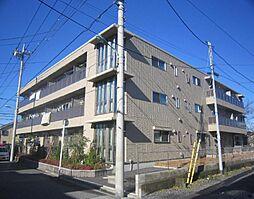 埼玉県川口市上青木西5丁目の賃貸マンションの外観