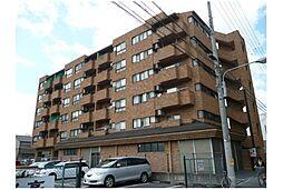 京都府京都市右京区西京極町ノ坪町の賃貸マンションの外観