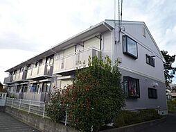 ジュネス美田[2階]の外観
