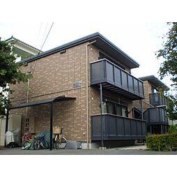 静岡県静岡市清水区由比の賃貸アパートの外観