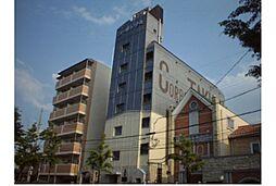 京都府京都市北区小山東元町の賃貸マンションの外観