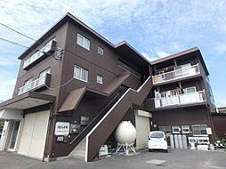 愛媛県松山市保免中2丁目の賃貸マンションの外観