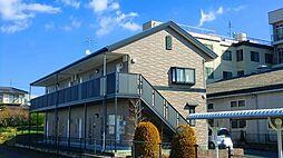 JR鹿児島本線 熊本駅 バス25分 大窪二丁目下車 徒歩3分の賃貸アパート