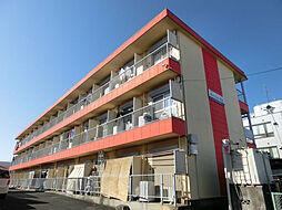 東京都青梅市河辺町5丁目の賃貸マンションの外観