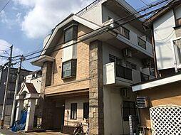 埼玉県新座市栄5丁目の賃貸マンションの外観