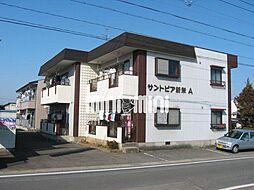 サントピア新栄[1階]の外観