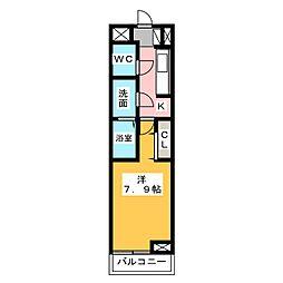 (仮)石田3丁目新築[1階]の間取り