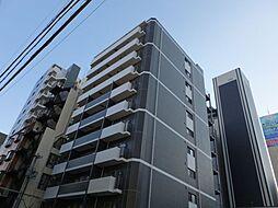 南堀江アパートメントグランデ[11階]の外観