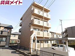 三重県四日市市新正1丁目の賃貸マンションの外観