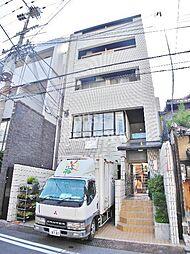 京都府京都市中京区高宮町の賃貸マンションの外観