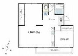 新栄町住宅3街区 1号棟
