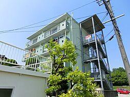 青島マンション[2階]の外観