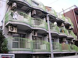 東京都世田谷区世田谷3丁目の賃貸マンションの外観