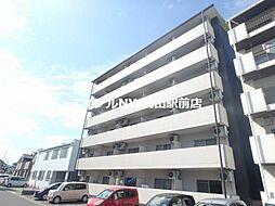 平井マンション奥田[1階]の外観