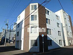 es東札幌[4階]の外観