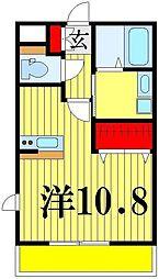 CASA Shimada[1階]の間取り