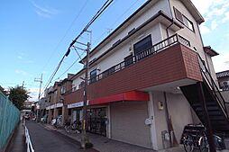 三橋メゾネット[東号室]の外観
