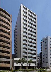 東京都渋谷区東2丁目の賃貸マンションの外観