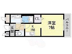 深井駅 4.8万円