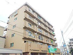 越川第一ビル[4階]の外観