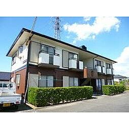 福岡県久留米市善導寺町飯田の賃貸アパートの外観