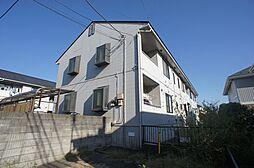 暁ハイツA[1階]の外観