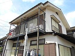 竹田ハウスB[201号室]の外観