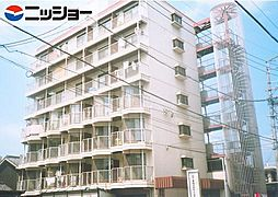 サニーハイツ[6階]の外観