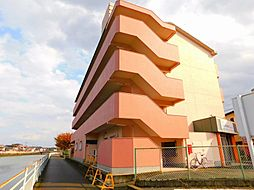 サニービルハラダ[2階]の外観